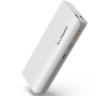 ALLPOWERS-Portable-15600mAh-Power-Bank-External-Battery-Pack-with-iPower-and-Quick-Charge-Technology-35A-Output-for-Cell-Phone-iPhone-iPad-Samsung-MP3-and-More-0