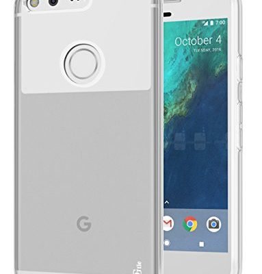 Google-Pixel-Case-DGtle-Anti-Scratches-TPU-Gel-Premium-Slim-Flexible-Soft-Bumper-Rubber-Protective-Case-Cover-for-Google-Pixel-0