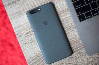 Como conectar el celular OnePlus 5 a la TV