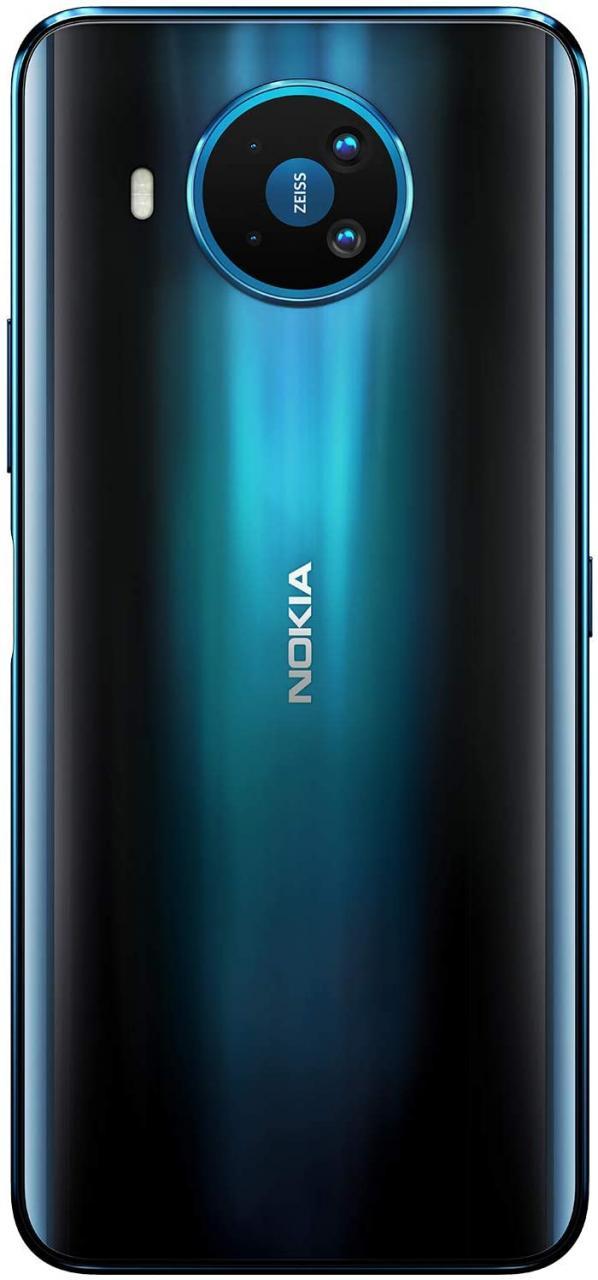# 1 Nokia 8.3 5G parte de atrás