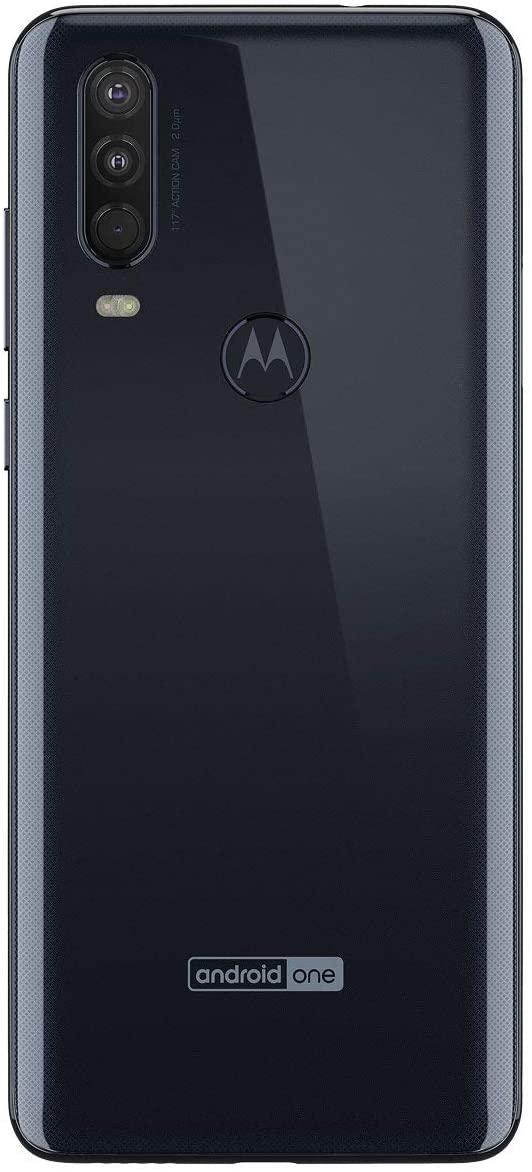 Motorola One Action atrás