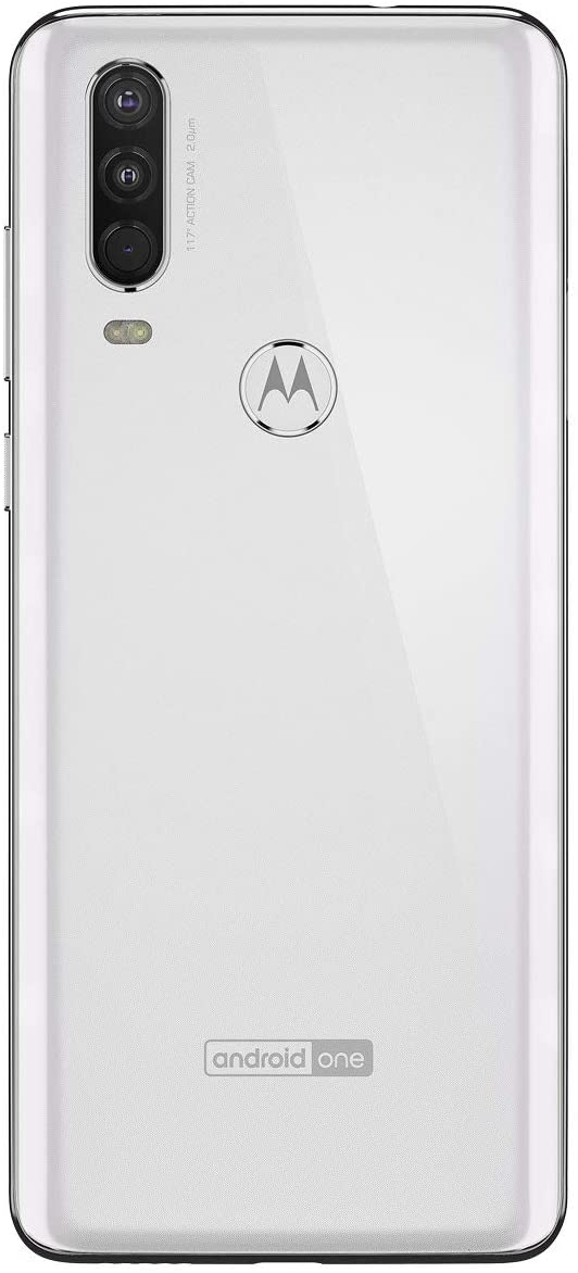 Motorola One Action blanco