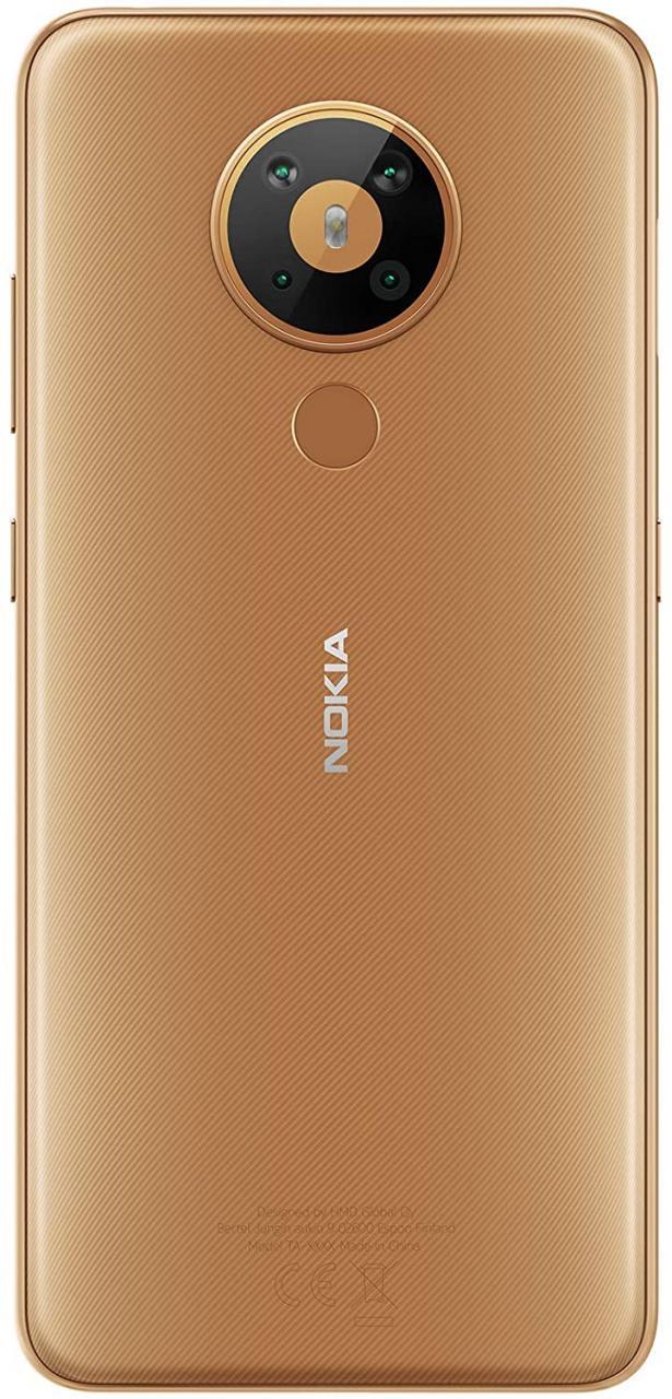 Nokia 5.3 dorado