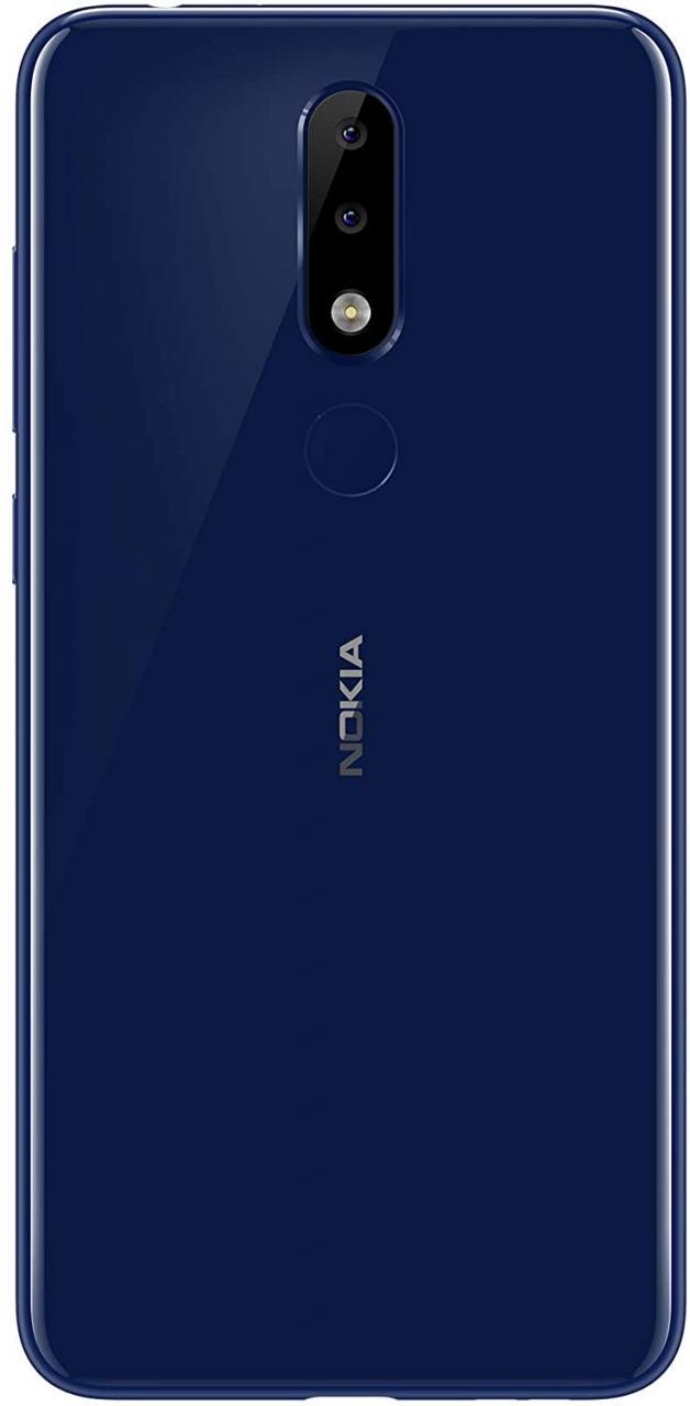 Nokia 5.1 Plus atrás