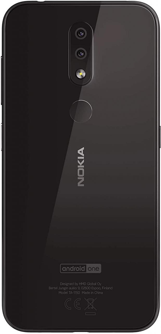 Nokia 4.2 parte de atrás