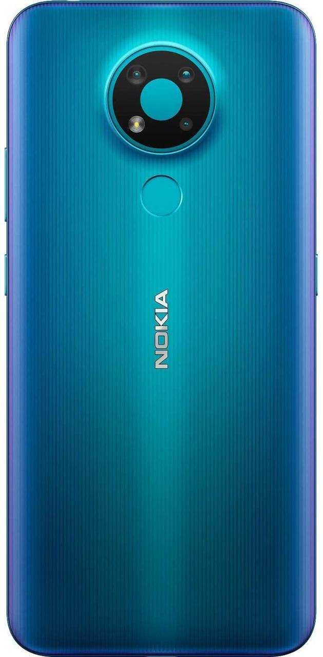 Nokia 3.4 atras