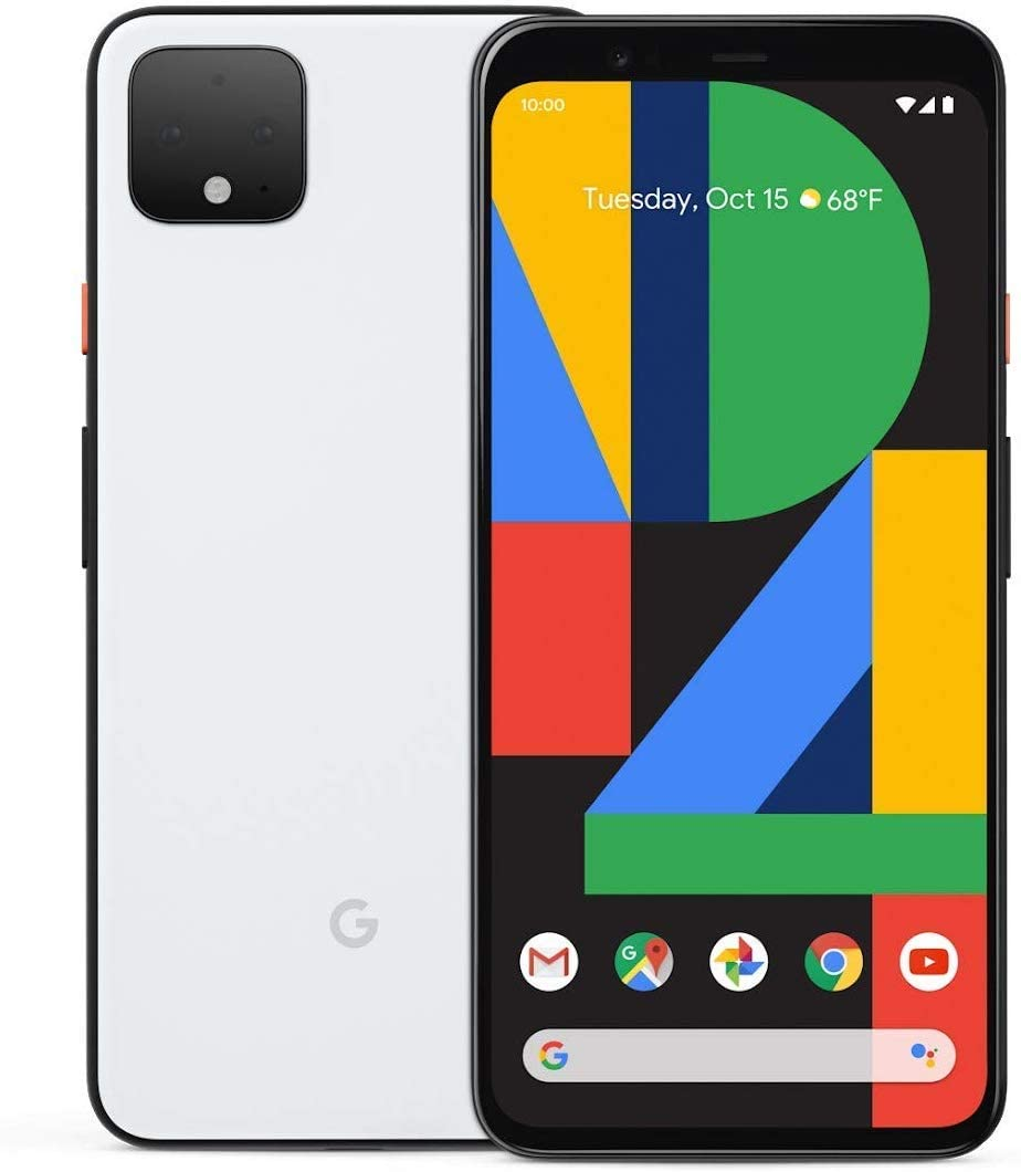 Google Pixel 4 atras