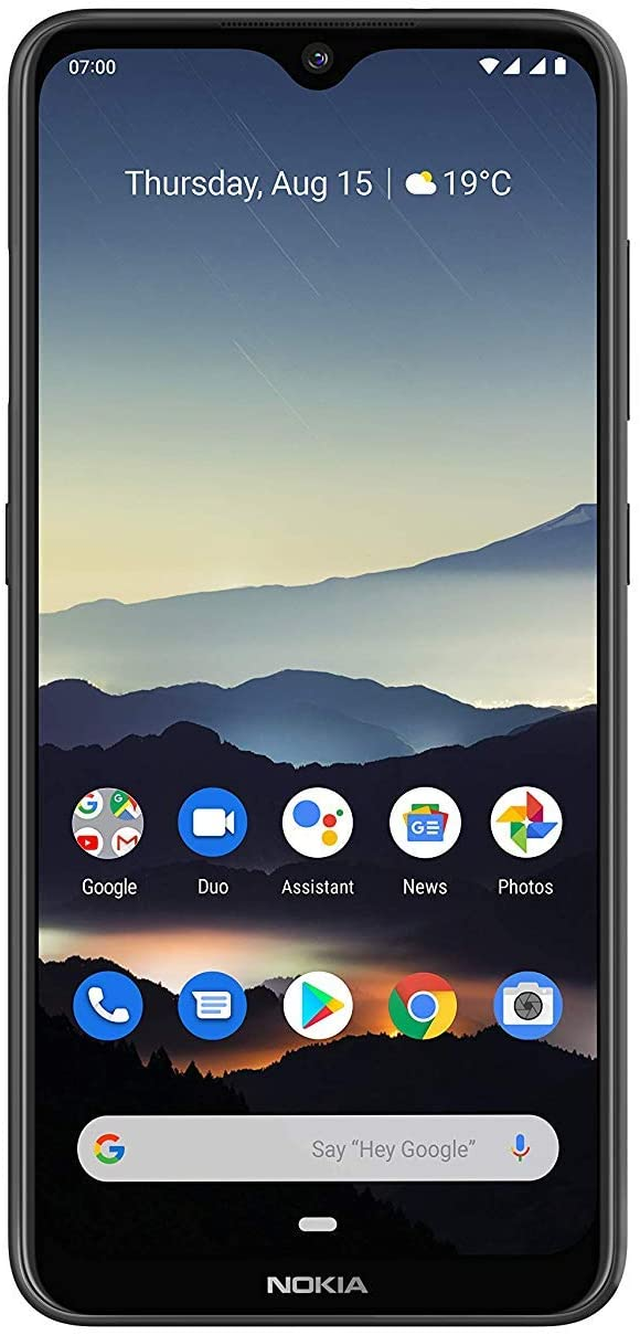 # 3 Nokia 7.2
