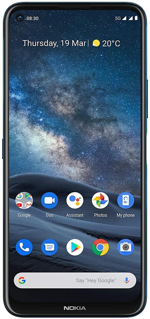 # 1 Nokia 8.3 5G