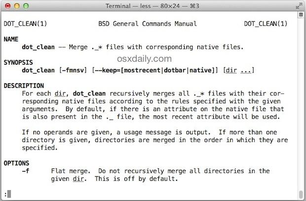 Corregir el código de error 36 en el Finder de OS X