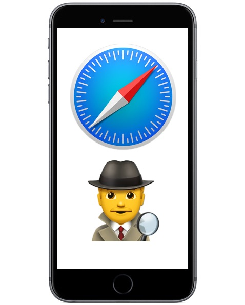 Buscar en el historial de Safari en iOS