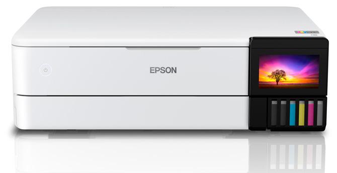 Epson EcoTank Photo ET-8550