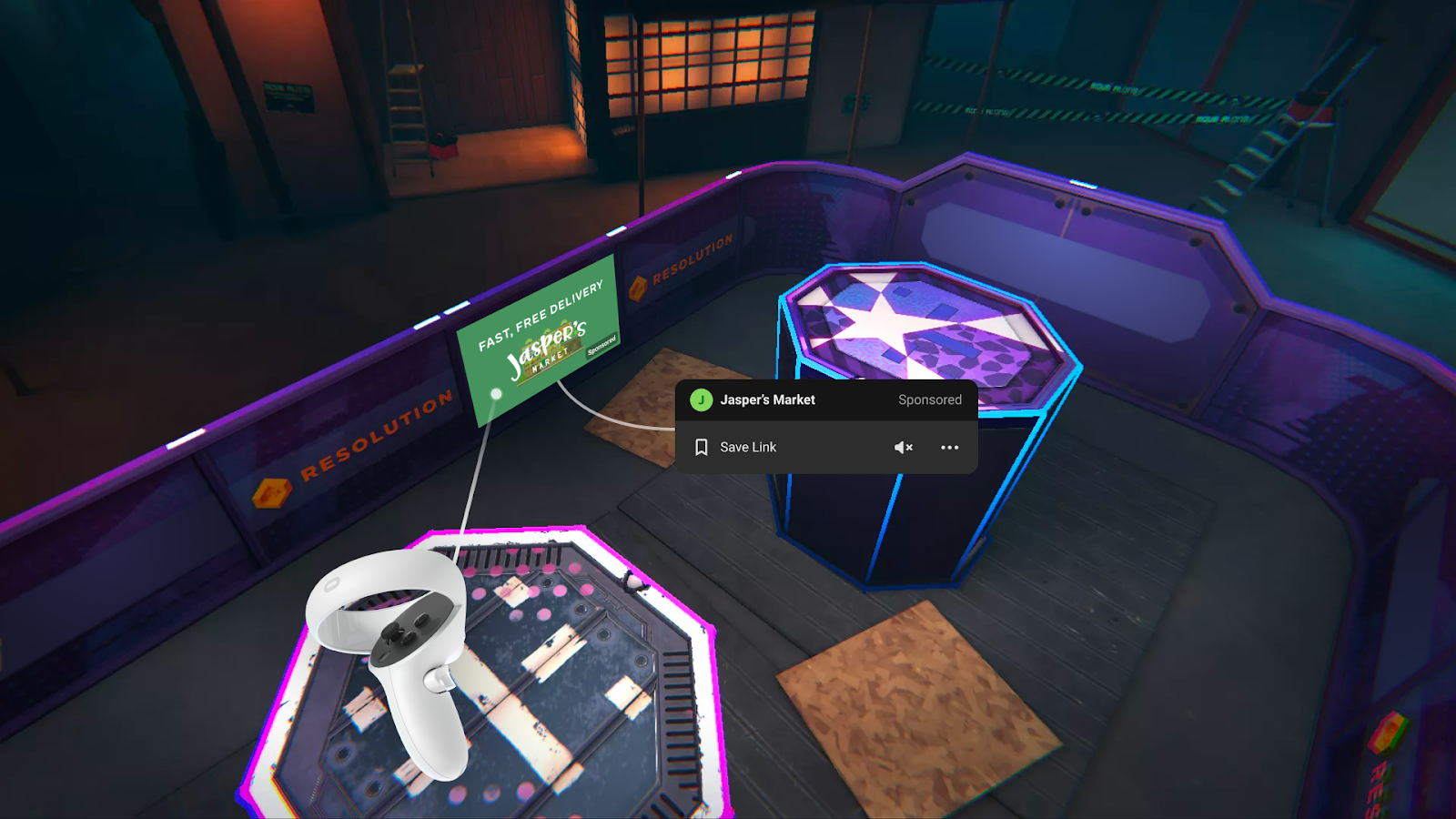 Oculus VR Ads