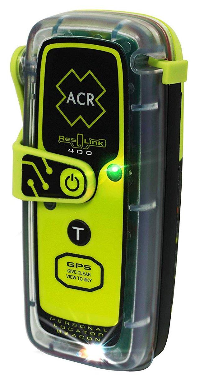Baliza de localización personal ACR ResQLink +
