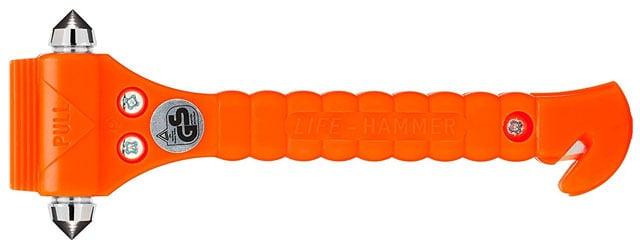 Herramienta de emergencia Lifehammer