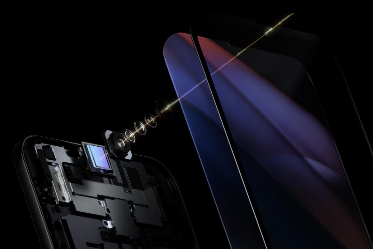 Oppo Next Generation Under Screen Technology Solution