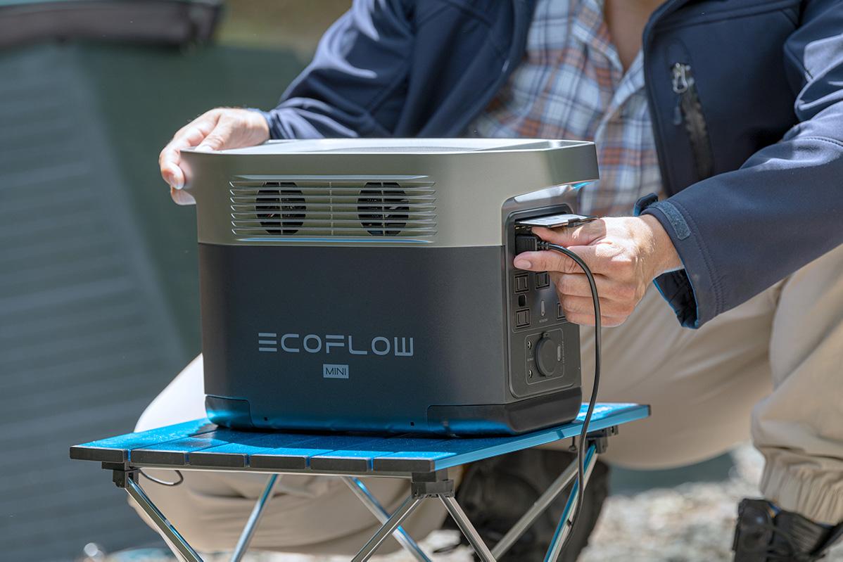 EcoFlow Delta Mini